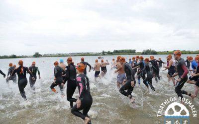 Verslag Kwart Triathlon Rosmalen 2018
