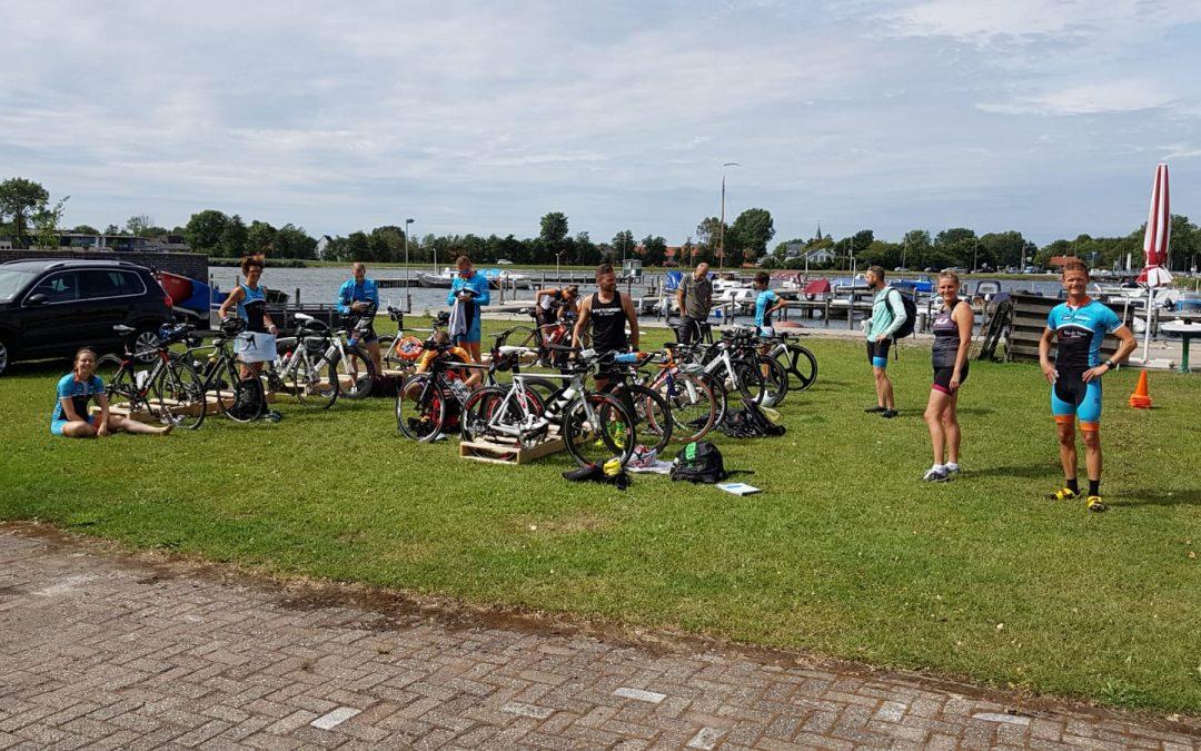 Verslag 1/8 Triathlon Oude Veer Schagen
